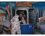 Apres ski photobooth