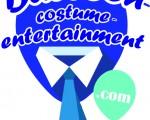 Balloon costume entertainment