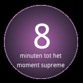 8minuten tot het moment supreme